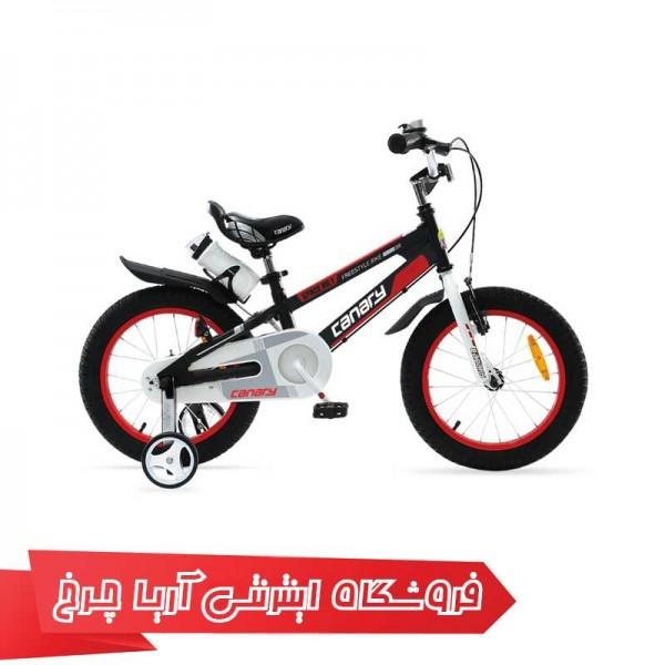دوچرخه-بچه-گانه-قناری-16-مدل-اسپیس-نامبر-1-Canary-Space-No.1-16