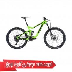 دوچرخه کوهستان جاینت 27.5 مدل رین ادونسد 1 | GIANT REIGN ADVANCED 1 (2018)
