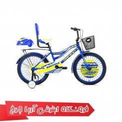 دوچرخه بچه گانه راپیدو سایز 20 مدل 3 آر 27 | RAPIDO 3R27 20