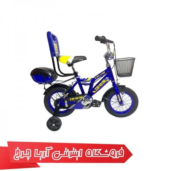 دوچرخه کودک 12 تراویس مدل TRAVIS 12-02-1002