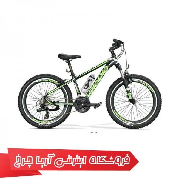 دوچرخه کوهستان ولو پرو سایز 24 مدل VELOPRO 24 VP-4000-V