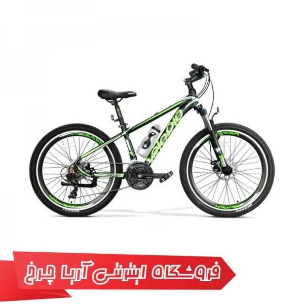 دوچرخه کوهستان ولو پرو سایز 24 مدل VELOPRO 24 VP-4000-D