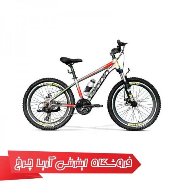 دوچرخه کوهستان ولو پرو سایز 24 مدل VELOPRO 24 VP-2000-D