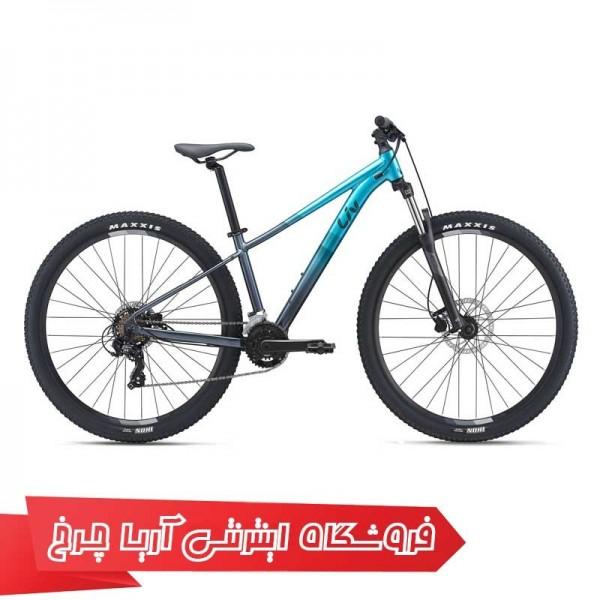 دوچرخه بانوان لیو مدل تمپت 3 سایز 27.5 | Liv Tempt 3 (2021)